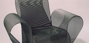 stoel strekmetaal