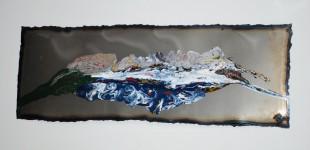 schilderij € 155,-