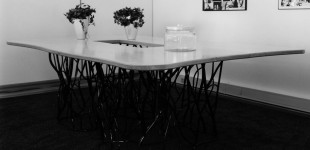 vergader / lees tafel