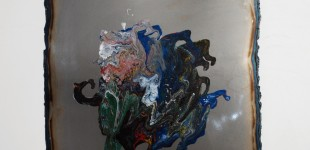 schilderij € 125,-