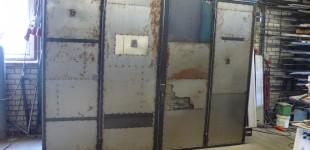 Werkplaats kast / kluis